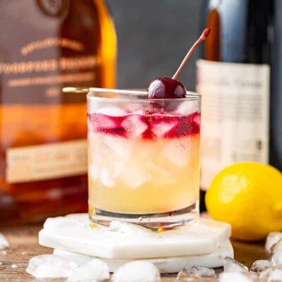 нью-йорк Пауэр как приготовить коктейль дома