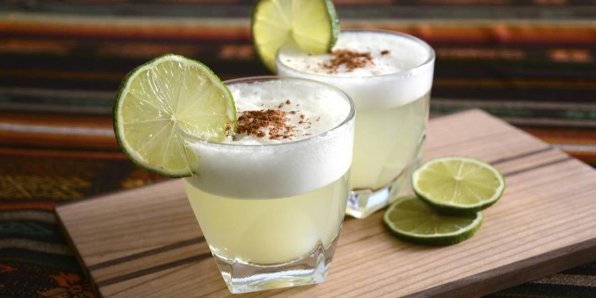 писко сауэр рецепт коктейля