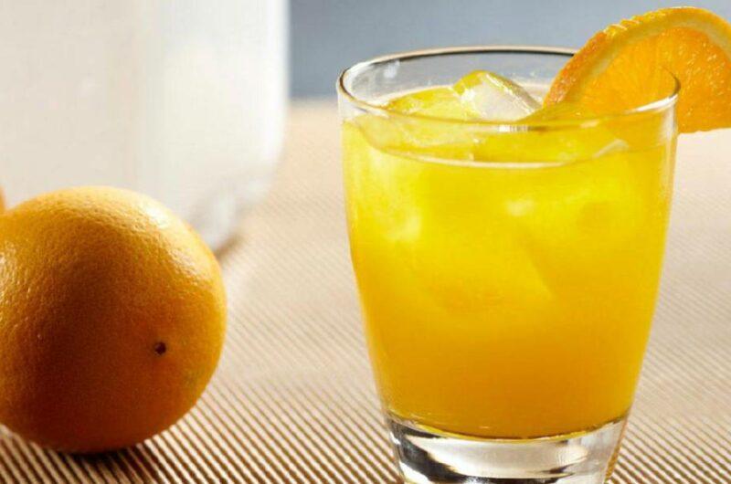 Как приготовить коктейль Ром С Апельсиновым Соком