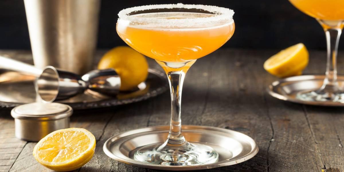 сайдкар рецепт коктейля