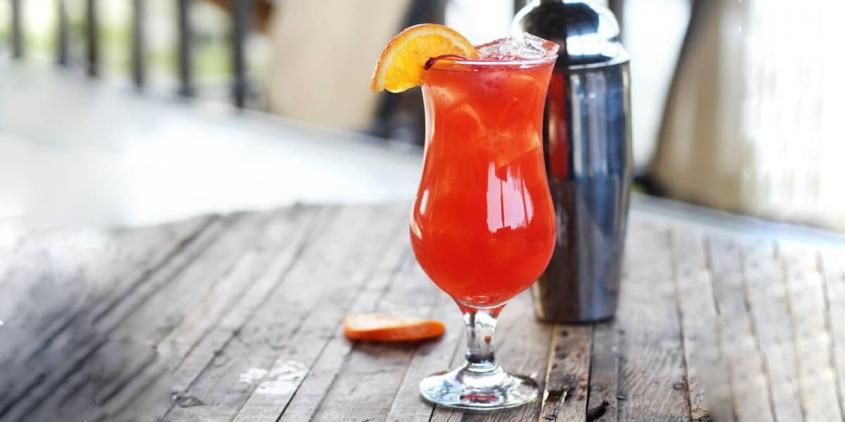 ураган рецепт коктейля