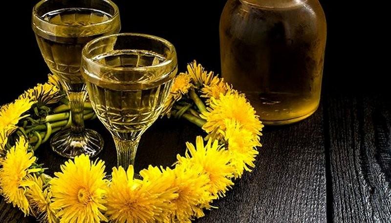 вино из одуванчиков приготовление дома