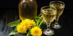 вино из одуванчиков рецепт приготовления дома