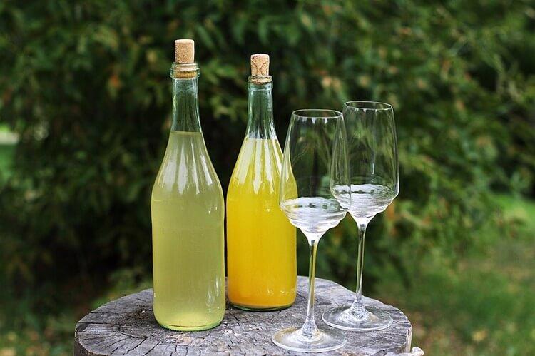 вино из одуванчиков розлив