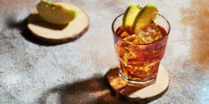 Виски С Яблочным Соком – Пряность И Сладость Простого Коктейля