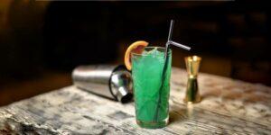 зеленый фонарь рецепт коктейля