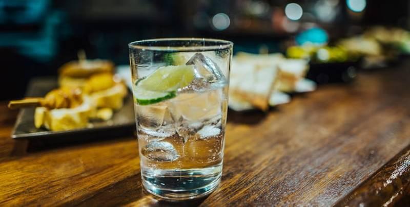 как пить джин чистым