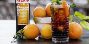 монте амаро тоник рецепт коктейля