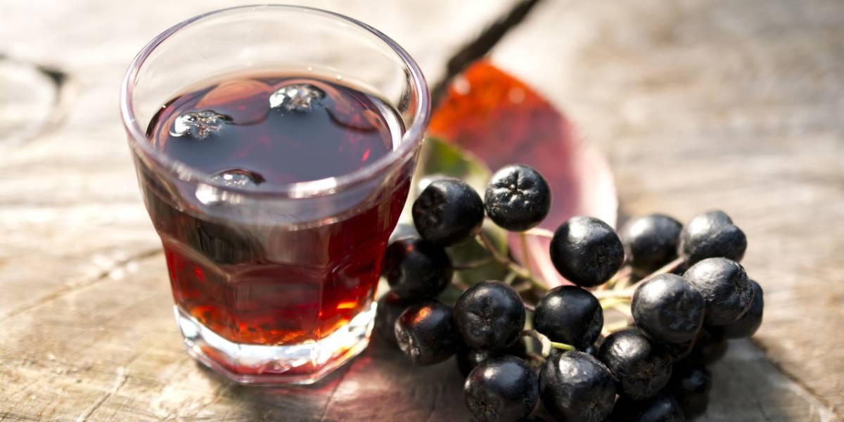 настойка из черноплодки рецепт в домашних условиях