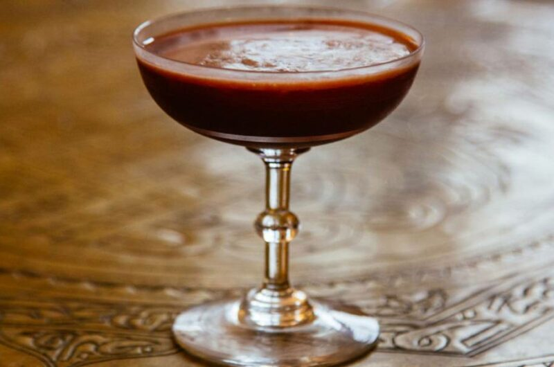 Как приготовить коктейль Тринидад Сауэр