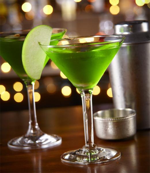 яблочный мартини как приготовить коктейль дома