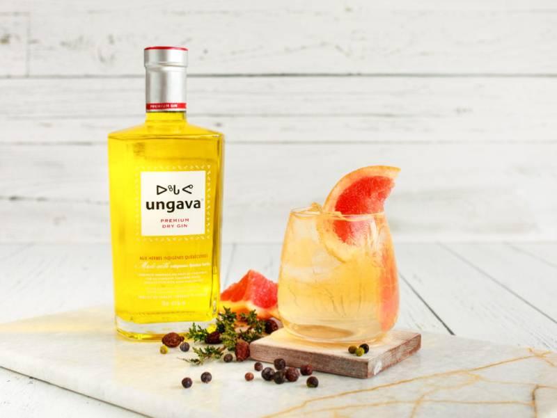 желтый джин