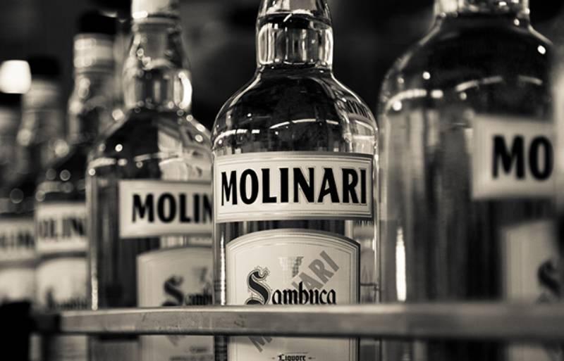 история самбуки молинари