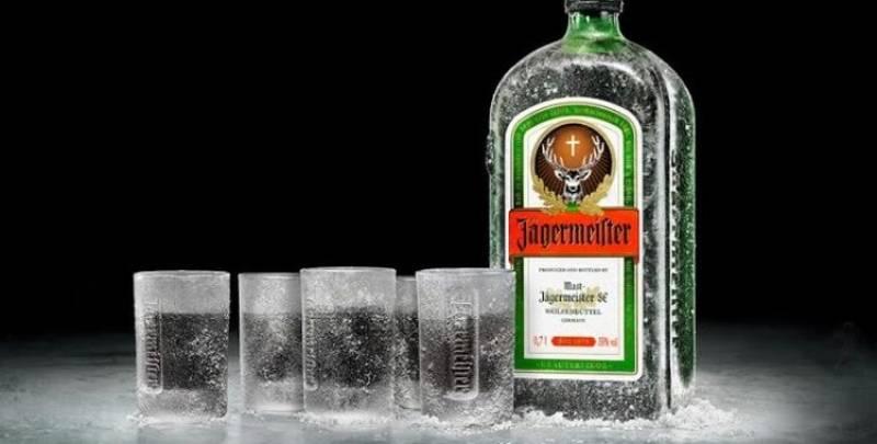 как пить егермейстер чистым