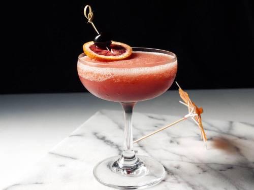 как приготовить коктейль кровь и песок