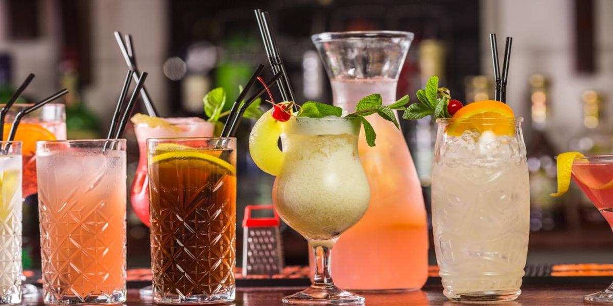 коктейли с ромом