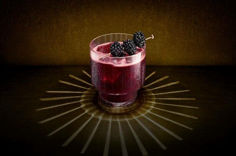 Как приготовить коктейль Пурпурная Звезда