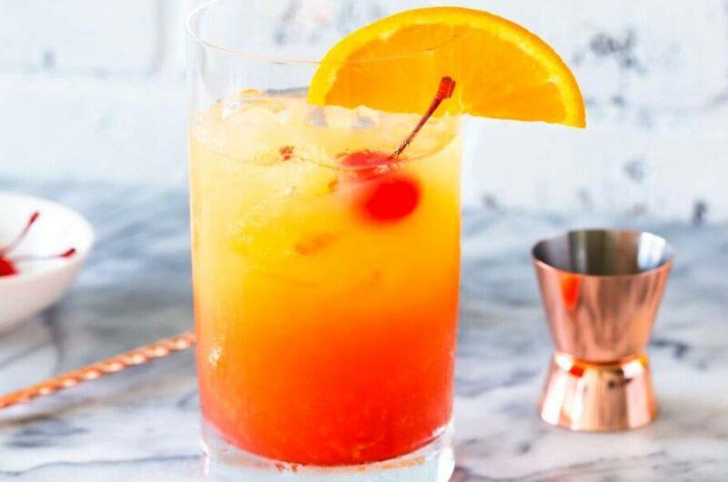 Как приготовить коктейль Бьянко Санрайз