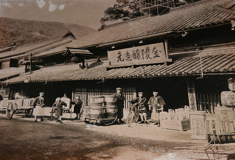 развитие технологий производства саке