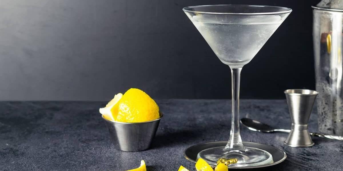 веспер рецепт коктейля