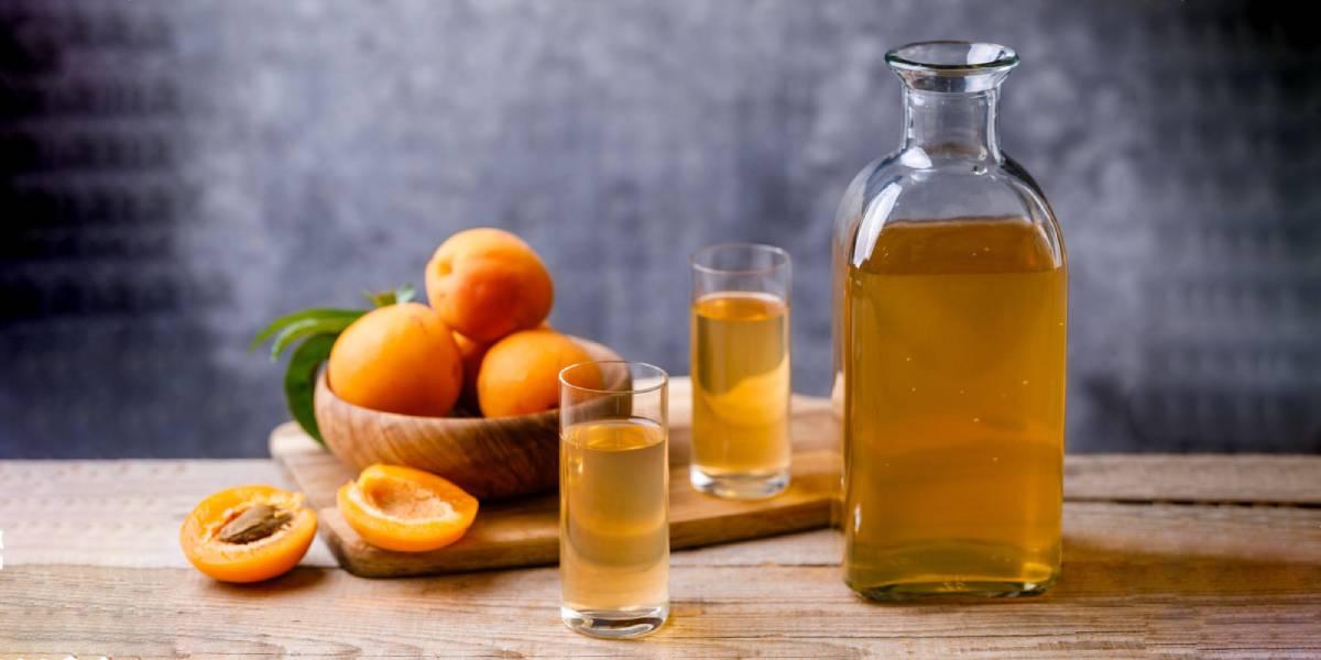 абрикосовая наливка рецепт в домашних условиях
