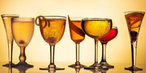 Шампань – Один Из Самых Необычных Коктейлей С Шампанским