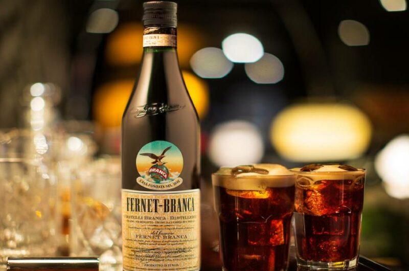 Как приготовить коктейль Фернандито