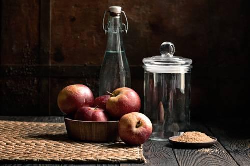 ингредиенты для яблочной наливки