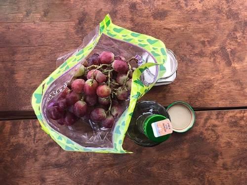 ингредиенты для виноградной наливки