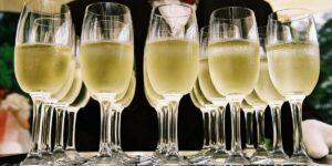 подборка коктейлей с игристым шампанским просекко