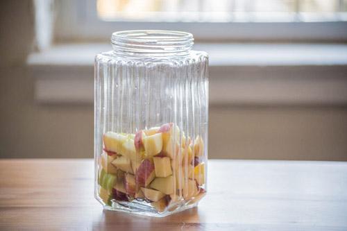 приготовления наливки из яблок