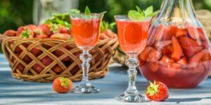 клубничное вино в домашних условиях рецепт