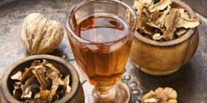 настойка из перегородок грецкого ореха в домашних условиях