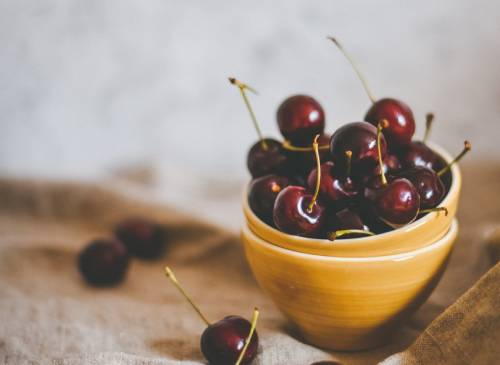 подготовка вишни для ликера