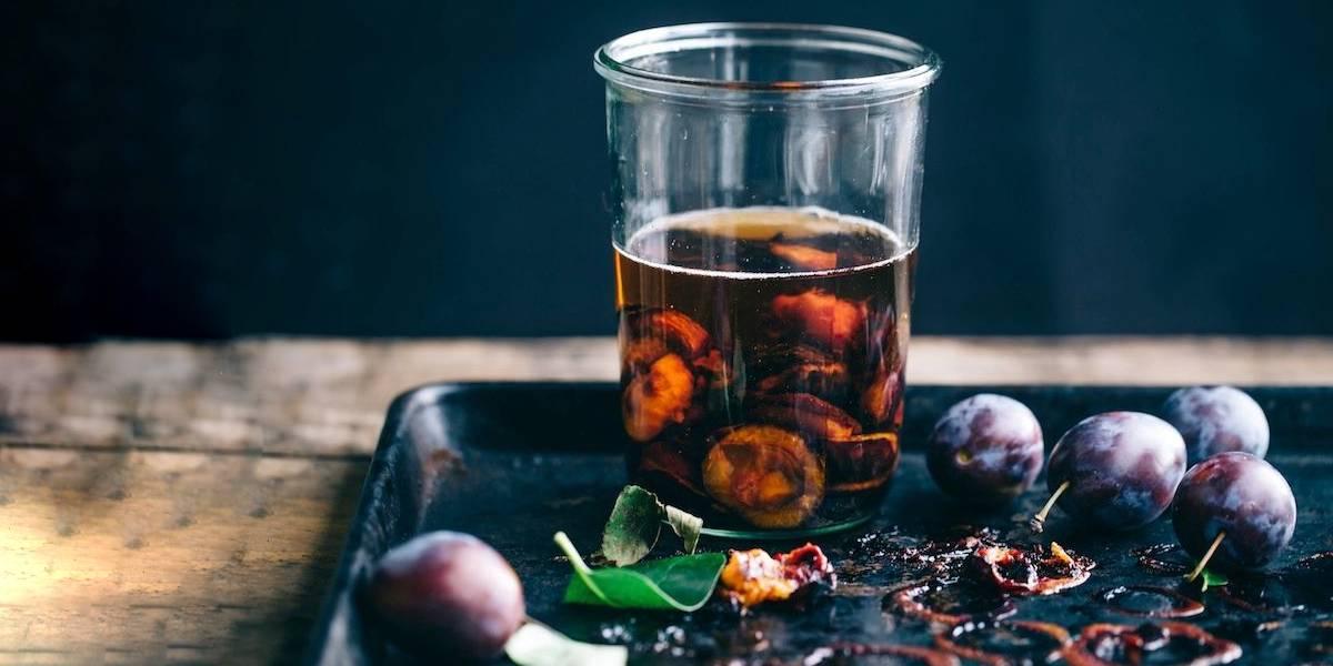 настойка на черносливе рецепт в домашних условиях